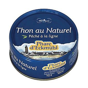 Albacore tunfisk vinklet 160 g