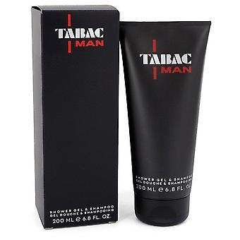 Tabac Man Shower Gel par Maurer et Wirtz 6,8 oz Gel douche