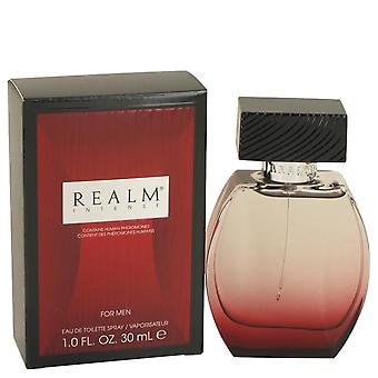 Realm Intense Eau De Toilette Spray By Erox 1 oz Eau De Toilette Spray
