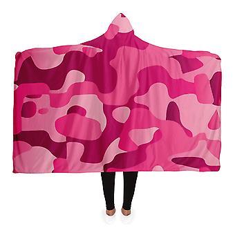 Camofludge hooded blanketvz49537