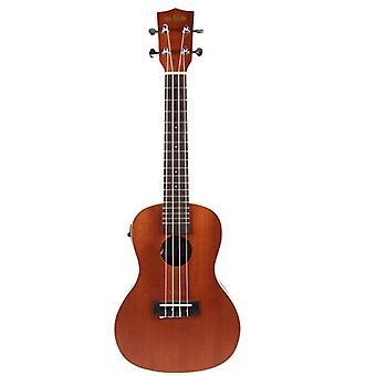 Kala ka-ce satin mahogany concert electric ukulele