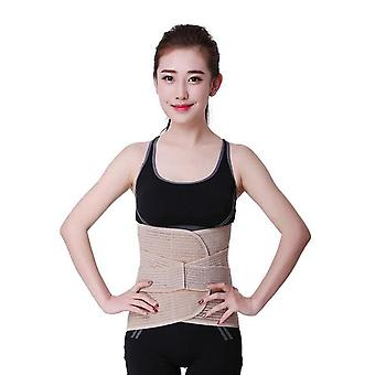 Plus size 3xl bariatric back brace obese support girdle for lower lumbar back pain in big and tall extra large heavy overweight