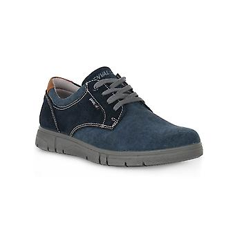 Enval soft blue well shoes