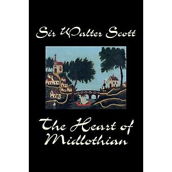 The Heart of Midlothian by Sir Walter Scott - 9781598182088 Book