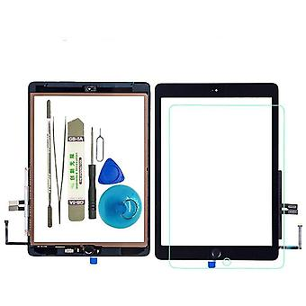 Touch Screen cu buton home tempered glass