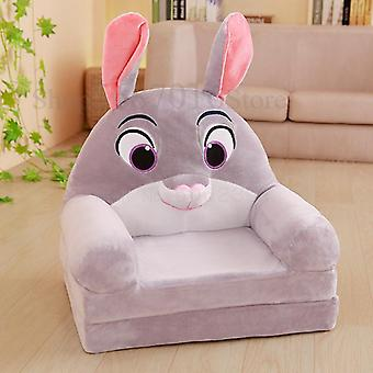 Cartoon's Sofa Chair,, Princesses, Folding Babies Learn To Sit In Lazy