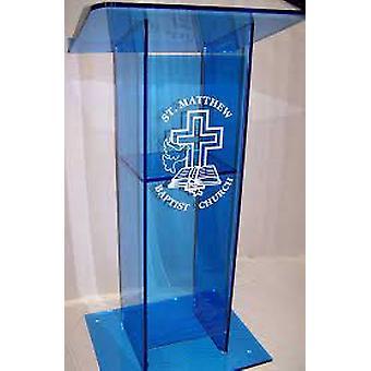 Moderne akryl Kirke Podier Konference Talerstol Podium