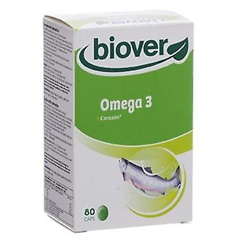 Biover Epa Omega 3 Cápsulas