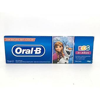 Oral B Creme dental congelado para crianças 5-7 anos 75ml
