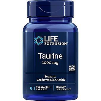 Life Extension Tauryna 1000 mg 90 kapsułek wegetariańskich