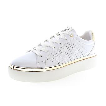 Schoenen Dames Us Polo Sneaker Lucy 103 In Ecopelle White Ds21up07