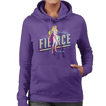 She-Ra Fierce Women's Hooded Sweatshirt