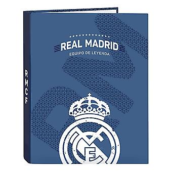 Ring binder Real Madrid C.F. A4