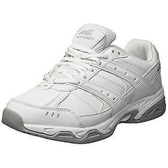 Avia Avi-Union IINon SlipShoes for Women – Comfort Safety Shoes for Work, Nursing, Restaurants, & Walking – Black or White