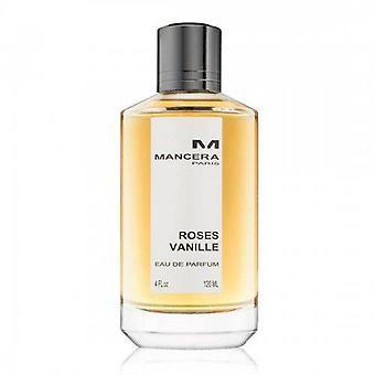Mancera Rosas Vainilla Eau de parfum spray 120 ml