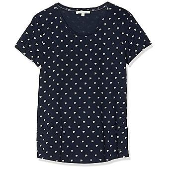 Tom Tailor Doppelpack Basic Tee T-Shirt, 23220, S Woman