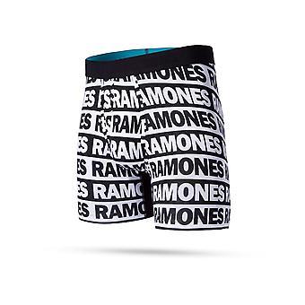 Holdning Ramones Undertøj i sort