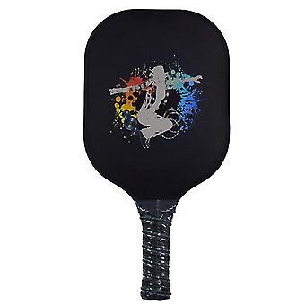 الكرة مجداف تعيين الجرافيت الكربون الألياف مضرب السطح، مضرب الرياضة الأولمبية في الهواء الطلق az16174