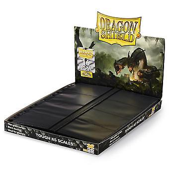 Dragon Shield NonGlare - Center Loading 16-Pocket Pages (50)