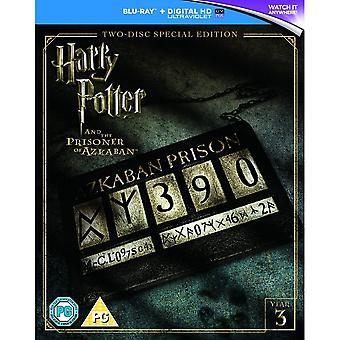 Harry Potter and the Prisoner of Azkaban (2016 Edition) Blu-ray