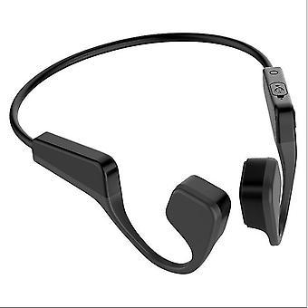 Wireless Bluetooth Bone Conduction Headset Sport Headphones Earphone Outdoor