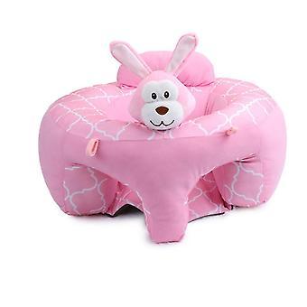 Baby anti-fall seat, baby plush sofa, learning stool