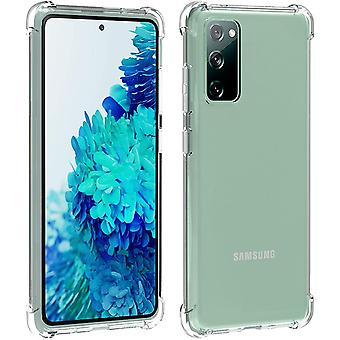 Premium Soft And Flexible Tpu Case For Samsung Galaxy S20 Fe 5g