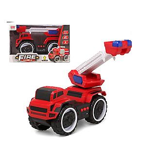 消防車レッド113630