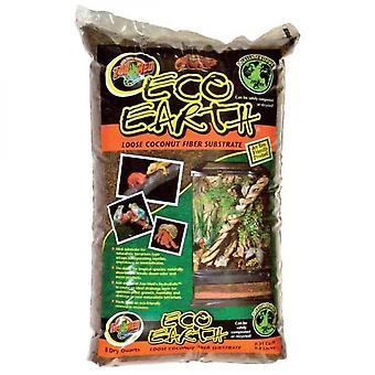 Expanded Coco Fiber Aquarium Plant