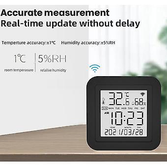 1 PCS Smart WIFI IR Telecomando Temperatura e umidità Sensore LCD Schermo LCD per condizionatore d'aria
