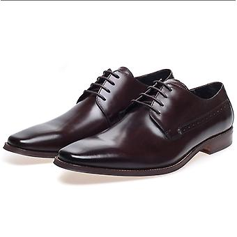 Ainsworth Brown Derby Shoes