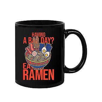 Eat Ramen Mug -SPIdeals Designs