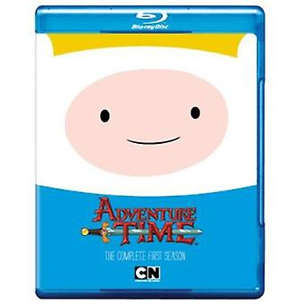 Adventure Time - Adventure Time: The Complete First Season [BLU-RAY] USA import
