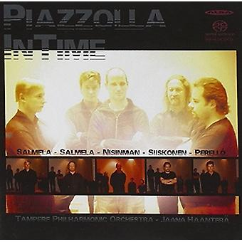 Piazzolla / Perello / in Time Quintet / Haantera - In Time [SACD] USA import