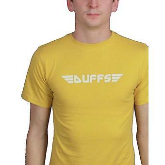 Duffs boys t-shirt - Eddie yellow