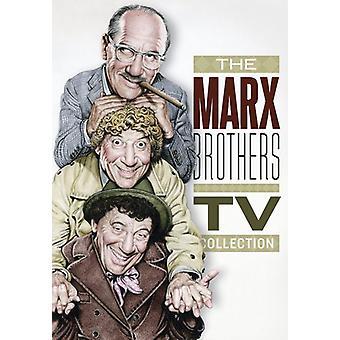 Brødrene Marx: Tv samling [DVD] USA importere