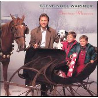 Steve Wariner - Christmas Memories [CD] USA import