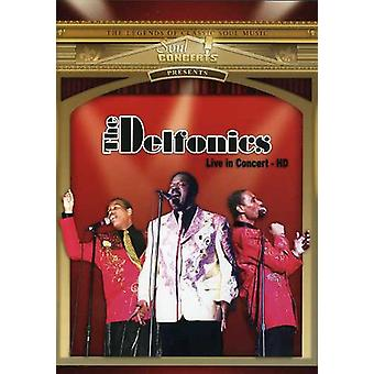 Delfonics - Live in Concert [DVD] USA import