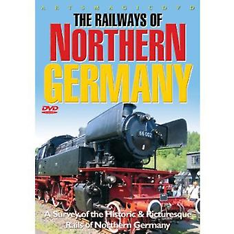 The Railways of Northern Germany [DVD] USA import