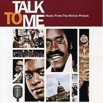 Artisti vari - Talk to Me [CD] USA importare