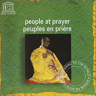 Various Artist - People at Prayer [CD] USA import