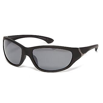 Peter Storm Men's Rubber Matte Sunglasses Black