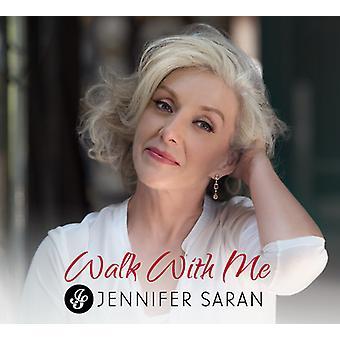 Jennifer Saran - Walk with Me [CD] USA import
