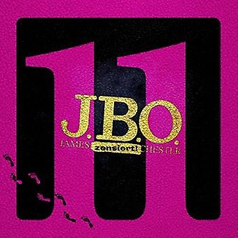 J.B.O. - 11 [CD] USA import
