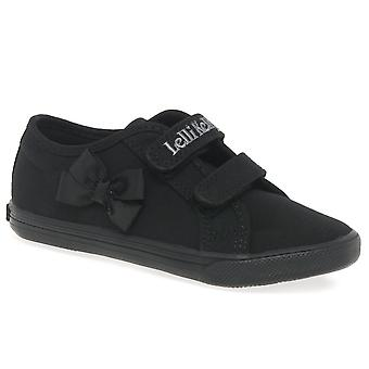 Lelli Kelly Lily Infant Girls Canvas Shoes
