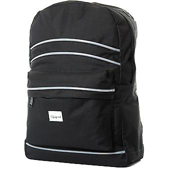 Spiral Lite Up Backpack in Blue