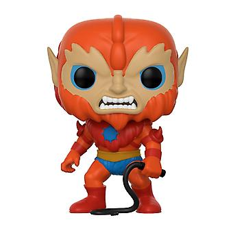 Funko POP Masters Of The Universe S2 - Beast Man Collectible Figure