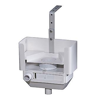 Lomart 54006006 sur le blanc de Skimmer de paroi avec adaptateur de Vac 5-4006-006