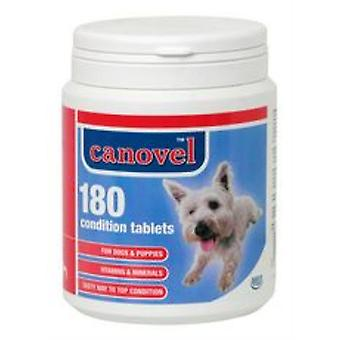 Canovel Condition Tablets for Dog and puppy