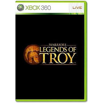 Warriors Legends of Troy (Xbox 360) - New